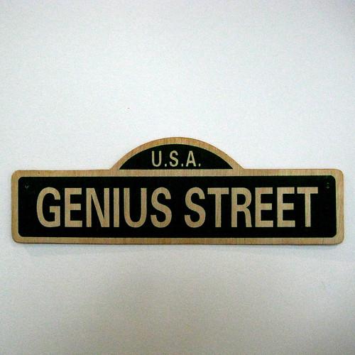 genius street