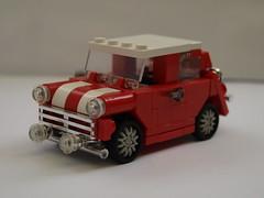 Mini Cooper S photo by Lego guy