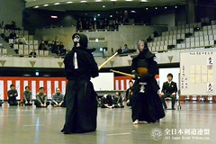 The 17th All Japan Women's Corporations and Companies KENDO Tournament & All Japan Senior KENDO Tournament_025