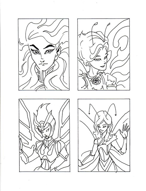 faerie coloring pages - faerie coloring pages free coloring pages