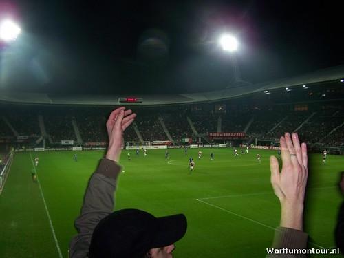 3319165124 85dba54534 AZ – FC Groningen 3 0, 28 februari 2009