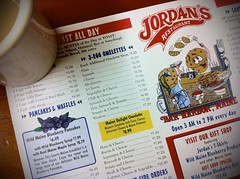 Jordan's in Bar Harbor, Maine