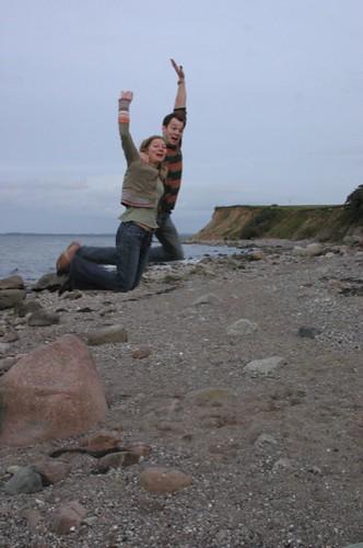 Pete & Juy Rock!