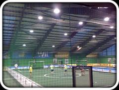 Fussball Soccer Halle