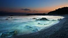 Nootka Island Sunset photo by Snorri Gunnarsson