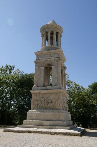 2009-08-05 St Remy de Provence 088