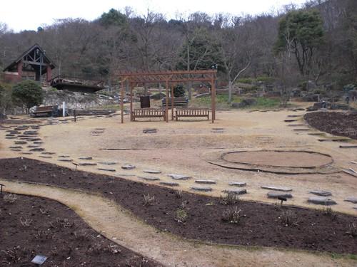 Nunobiki Herb Park: Garden 04