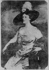 Portrait by Gertrude Partington