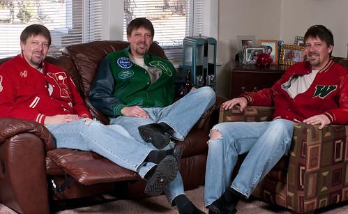 The Three Lettermen