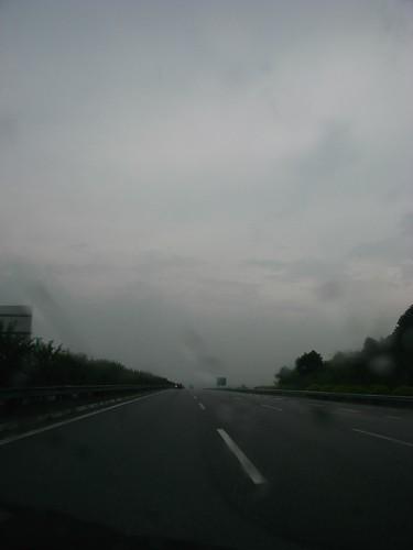 通向暴风雨