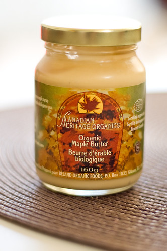 Maple Butter