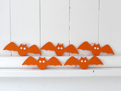 Halloween Bats photo by The Bunny Maker
