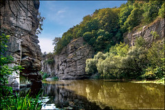 Ukrainian canyon photo by nika-j