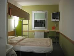 Zimmer im ETAP Hotel Bremen