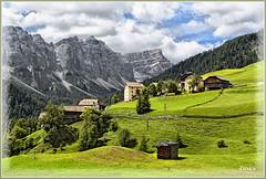 San Martino in Badia, località Longiarù - Campill: vila di Miscì photo by cicrico