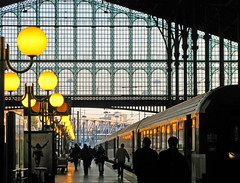 ~ Paris ~ Gare du Nord le matin ~ photo by Janey Kay