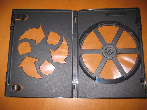 Unique DVD Case