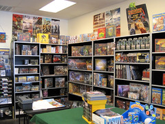 Board and Role-Playing Games at Wonko's
