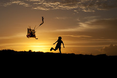 Kite kid photo by Photosightfaces