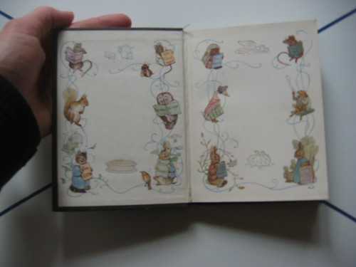 Peter Rabbit Frontspiece