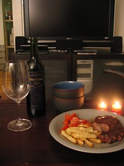 Valentine's Day Dinner 2006