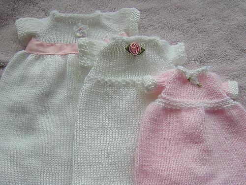 baby dress x 3
