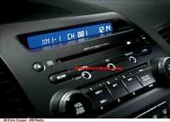2006_civic-XM-Radio