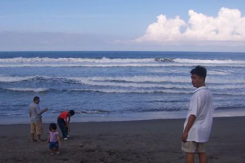 Morning at the South China Sea