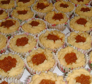 Mom's Pineapple Tarts