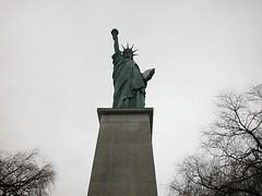 La Estatuda de la Libertad