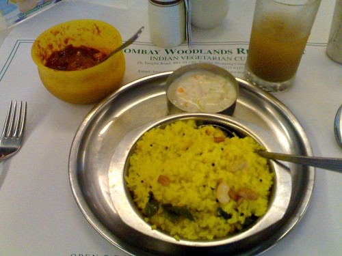Lemon Rice and Jal Jeera