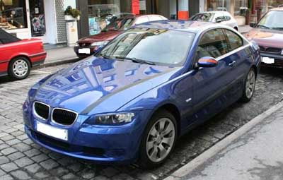 Spy Shots: BMW 3-Series Coupe
