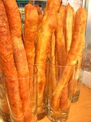 gluten-free breadsticks II