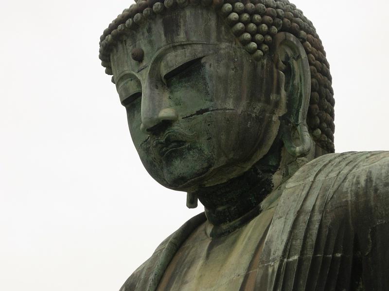 Great Buddha from Kamakura