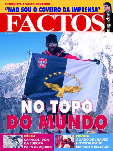 Capa FACTOS 14