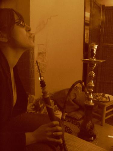 Smokin' the zen