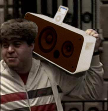 iPod macarra