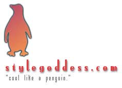 cute little penguin logo i made with logo creator software