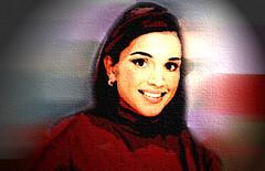 My ex-fiancée, Jardena Ranaé Oneida.