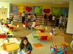 Children's Section JWCL