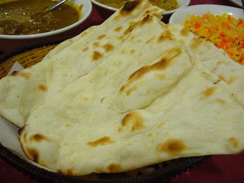 印度烤餅(Nann)