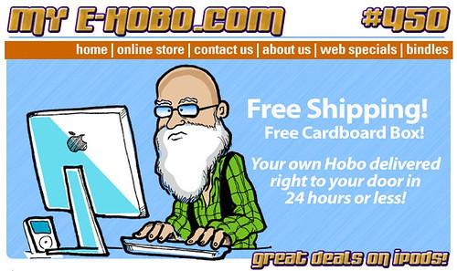#450: My E-Hobo.com