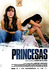 Princesas de barrio.