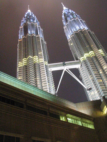 KLCC Petronas Towers