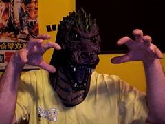 I have become Godzilla!