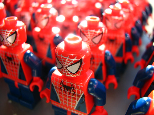 Army of Spidermen