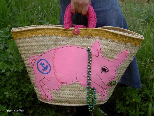 Alcofa Porco Vaidoso