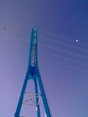The blue Pylon - Helsinki, Finland (2)