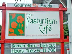 Nasturtium Cafe