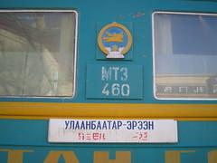 Domestic train